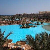 Photo taken at Albatros Palace Resort & Spa by Michiel S. on 2/26/2012
