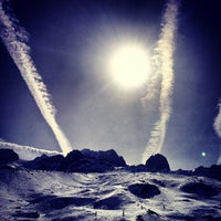 Photo taken at Les Grands Montets by David R. on 4/1/2012