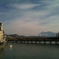 Photo taken at Hotel Des Balances by Ki on 3/12/2012