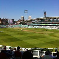 Photo taken at The Kia Oval by Colin M. on 7/23/2012
