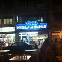 Photo taken at Restoran Al Sarjah by Hazim on 4/15/2012