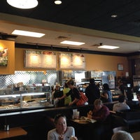 Photo taken at Jason's Deli by Katie G. on 3/20/2012