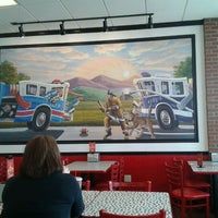 Photo taken at Firehouse Subs by Christopher H. on 3/16/2012