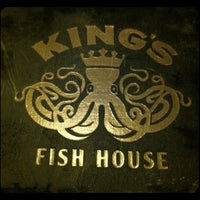 Photo taken at King's Fish House by victor b. on 6/20/2012