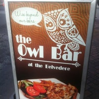 Photo taken at The Owl Bar by Angela C. on 8/29/2012