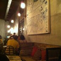 Photo taken at Naif Sandwich & Bar by Nuria on 8/22/2012