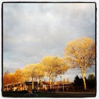 Photo taken at Hondsruglaan by Roel C. on 4/15/2012