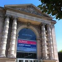 Photo taken at Jeu de Paume by R A. on 7/17/2012