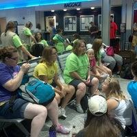 Photo taken at Greyhound Bus Lines by Jodi L. on 6/30/2012