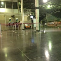 Photo taken at A.N.R. Robinson International Airport (TAB) by Sio on 6/11/2012