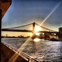 Photo taken at East River Ferry by William C. on 9/10/2012