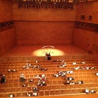 Photo taken at Melbourne Recital Centre by Joseph C. on 7/26/2012