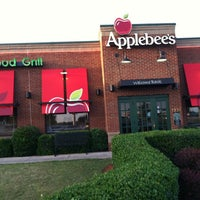 Photo taken at Applebee's by Patrick P. on 5/4/2012