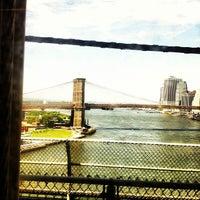 Photo taken at MTA Subway - Manhattan Bridge (B/D/N/Q) by Christopher C. on 6/3/2012
