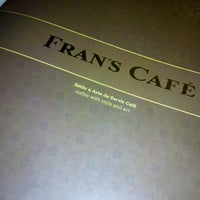 Photo taken at Fran's Café by Gabriela N. on 6/10/2012