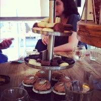 Photo taken at Tea Bar by Monique v. on 3/28/2012