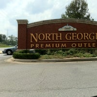 Photo taken at North Georgia Premium Outlets by Richard A. on 8/3/2012