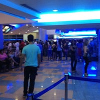 Photo taken at Cinex by RONALD D. on 4/1/2012
