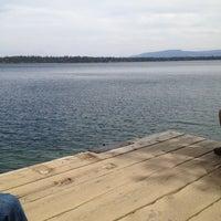 Photo taken at Jenny Lake Boating by Stephen P. on 9/12/2012