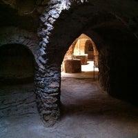 Photo taken at Underground Gardens - Baldasare Forestiere by Monica G. on 3/3/2012
