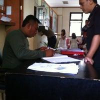 Photo taken at Kantor Kecamatan Ciledug - Kota Tangerang by Badia U. on 3/31/2012