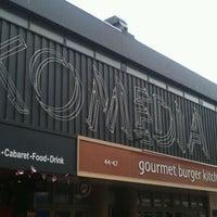 Photo taken at Komedia by Gbenga M. on 6/6/2012