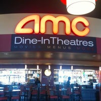Photo taken at AMC Dine-in Theatres Esplanade 14 by Annissa I. on 8/2/2012