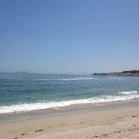 Photo taken at Playa El Silencio by Franco on 4/12/2012