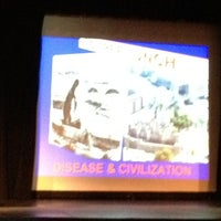 Photo taken at Crosby Theatre by Carlton C. on 8/22/2012