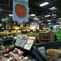Photo taken at Market District Supermarket by Michelle G. on 5/12/2012