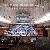 Photo taken at Louise M. Davies Symphony Hall by Anna J. on 8/18/2012