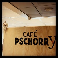 Photo taken at Cafe Pschorry by Jeroen M. on 5/4/2012