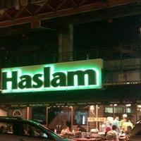 Photo taken at Restoran Haslam by 1 O. on 5/29/2012