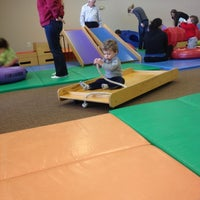 Photo taken at Gymboree Class Oceanside by Victoria C. on 4/2/2012