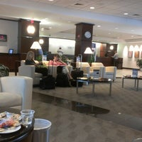 Photo taken at United Club - Terminal E by Bruce D. on 9/9/2012