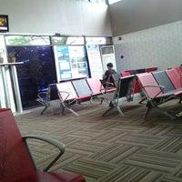 Photo taken at Supadio International Airport (PNK) by Betty F. on 7/31/2012