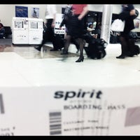 Photo taken at Gate D11 by Randi M. on 4/6/2012