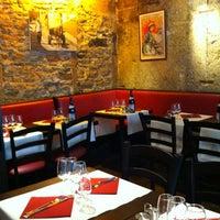 Photo taken at La Cuisine by Florent on 4/6/2012