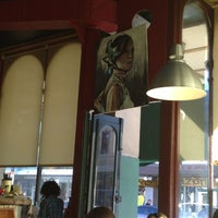 Photo taken at Corelli's Cafe by Alicia W. on 4/25/2012