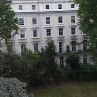 Photo taken at Umi Hotel London by Christine on 9/9/2012