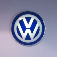 Photo taken at McDonald VW by Sherri M. on 6/8/2012