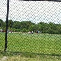 Photo taken at Steve & Debbie Bergstrom Indoor Training Facility by Nick L. on 7/15/2012