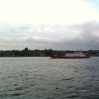 Photo taken at Ferry Ruende by Milena T. on 2/28/2012