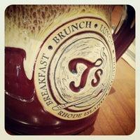 Photo taken at T's Restaurant by Matthew M. on 7/8/2012