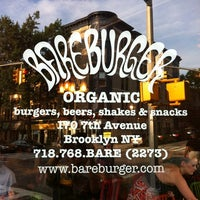 Photo taken at Bareburger by John L. on 7/12/2012