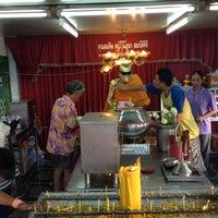Photo taken at Wat Krok Krak by Jue M. on 4/14/2012