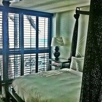 Photo taken at Omphoy Ocean Resort by Laurel R. on 6/16/2012