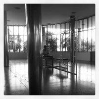 Photo taken at Museu de Arte da Pampulha by Antonio F. on 2/5/2012