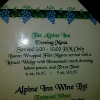 Photo taken at Alpine Inn by Stacy R. on 3/28/2012