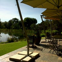 Photo taken at Critchley Hackle Lodge Dullstroom by Chantel B. on 2/3/2012